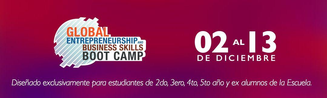 Global Entrepreneurship and Business Skills Boot Camp 2017