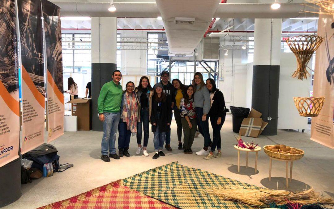 Estudiantes de ECMH participan en el Wanted Design en New York