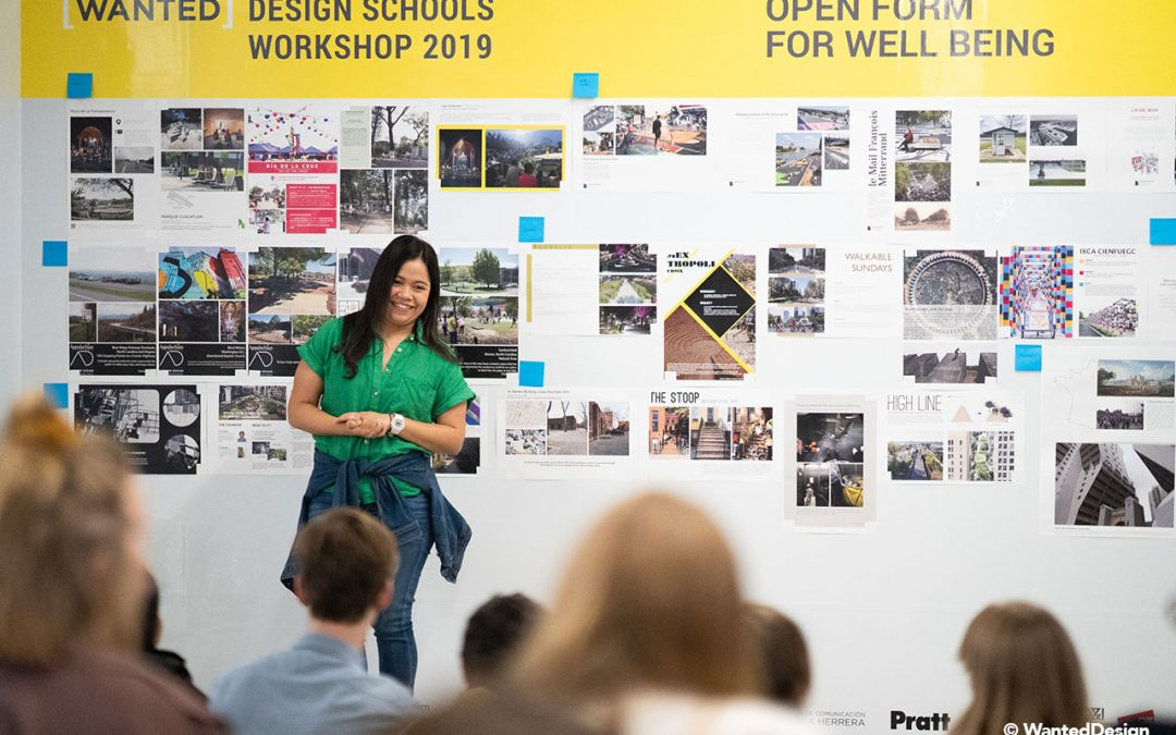 Design School Workshop by WantedDesign, New York