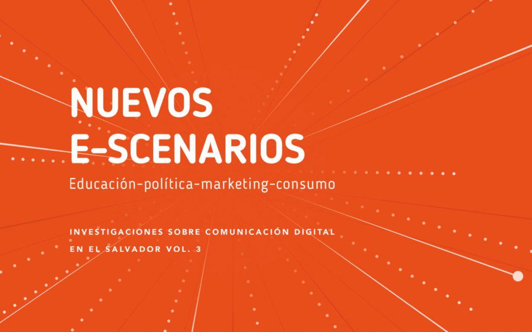 """Presentación del libro """"Nuevos e-scenarios"""""""