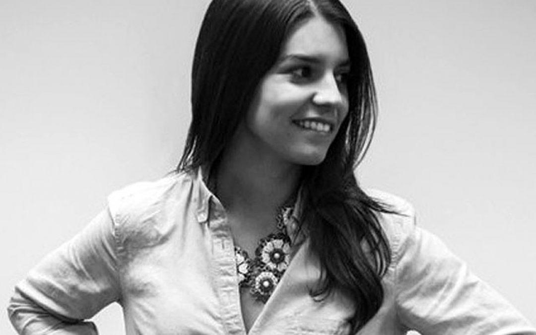 Gabriela Ávila, como directora de estrategia en agencia de publicidad en NYC