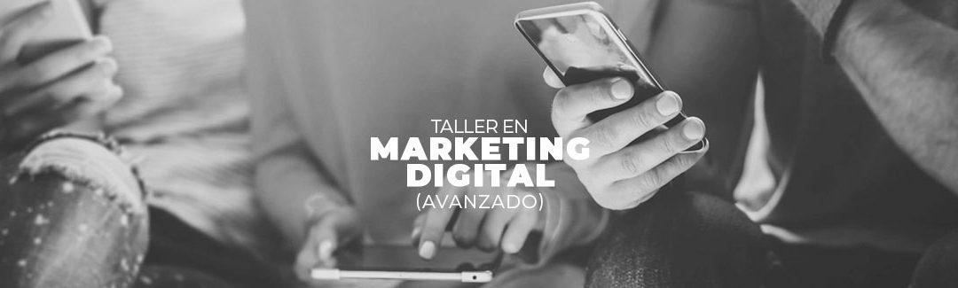 Diplomado en estrategia de marketing digital nivel avanzado
