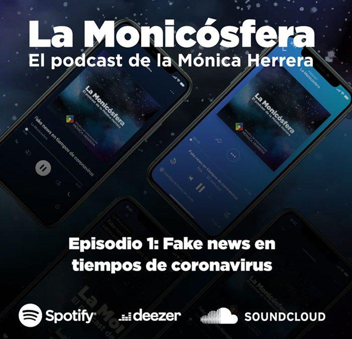 La Monicósfera: el nuevo espacio de comunicación de la Mónica Herrera