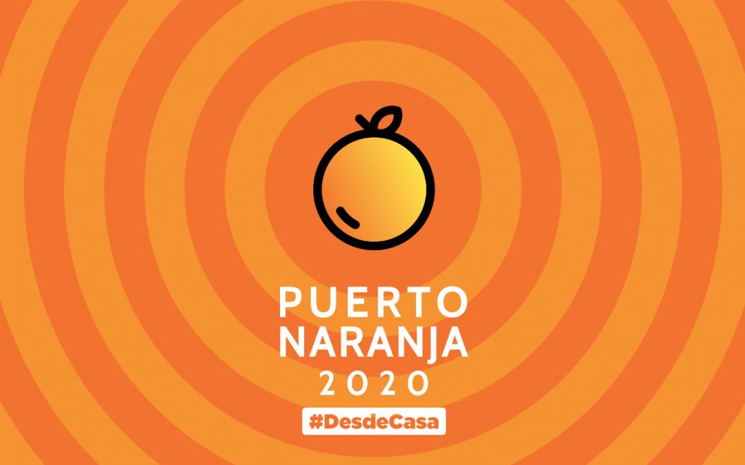Este día iniciaron las actividades de Puerto Naranja 2020