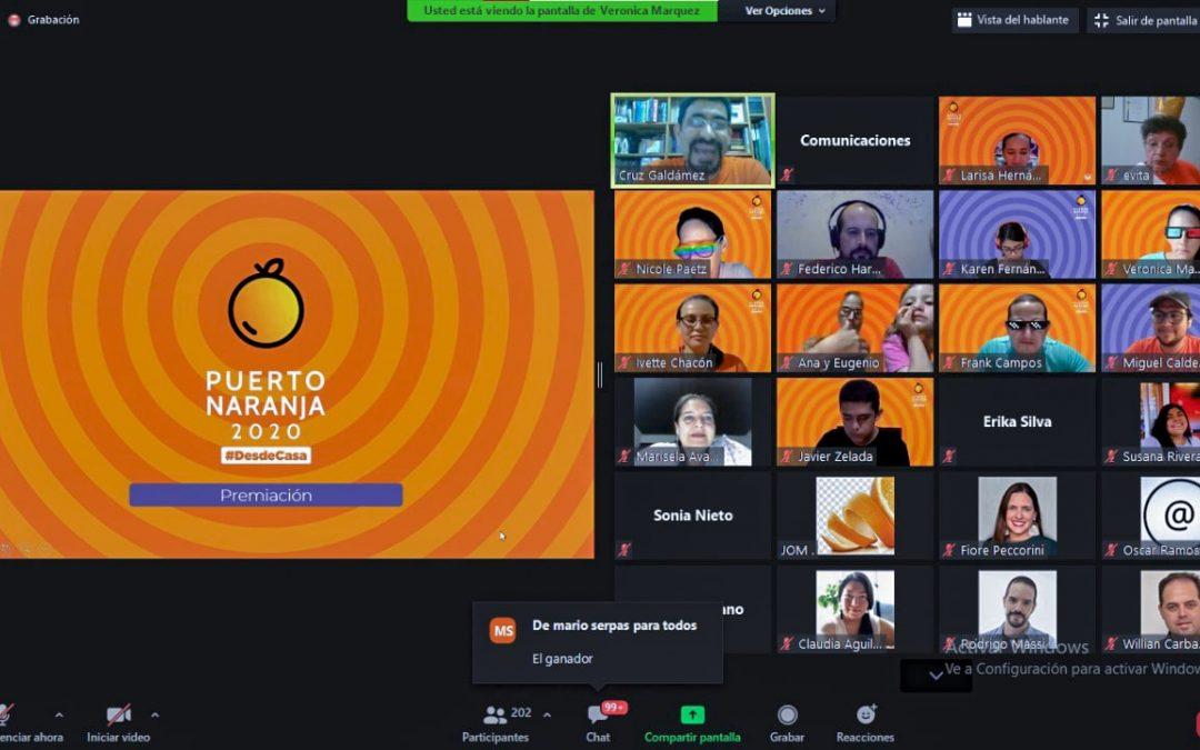 Así vivieron los Mónicos Puerto Naranja 2020