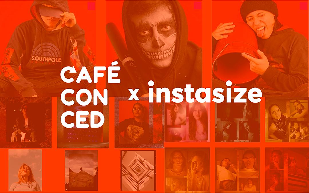 Café con CED x Instasize: Programa de Creadores de contenido CED