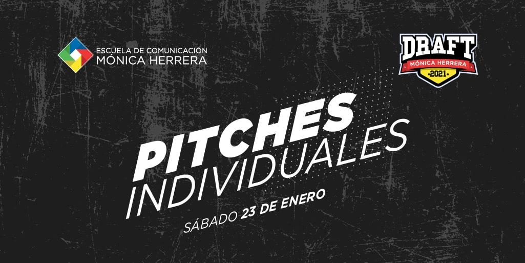 Mónicos presentaron sus pitches individuales en el Draft