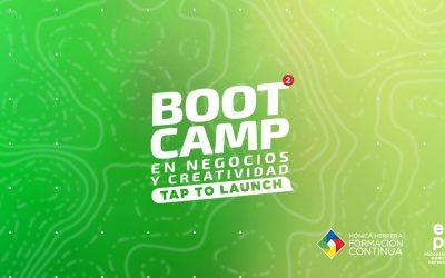 El Bootcamp 2021 te invita a emprender desde tu celular