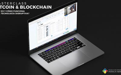 Café con CED: Aprendimos cómo funciona Bitcoin y Blockchain