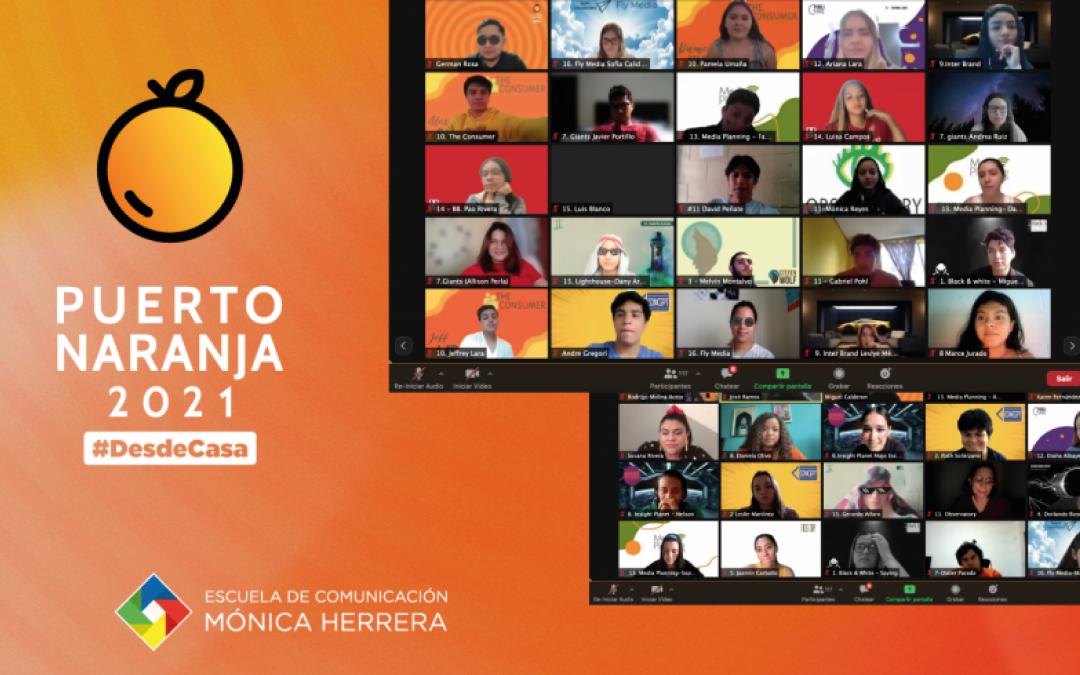Te presentamos a los ganadores de Puerto Naranja edición 2° año